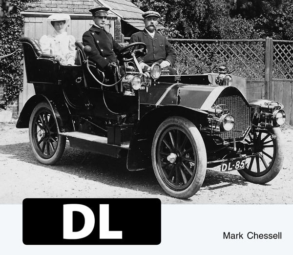 DL: Isle of Wight Motor Vehicles 1896 - 1939 #1